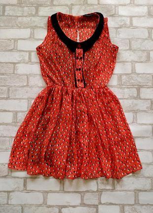 Воздушное женское платье atmosphere m
