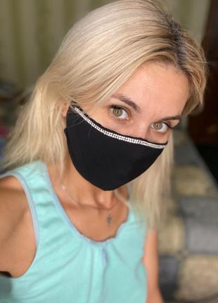 Маски маски женские маски тканевые маски стразы маски черные