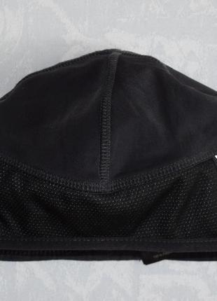 Шапка подшлемник унисекс спортивная шапка утеплённая шапка для бега