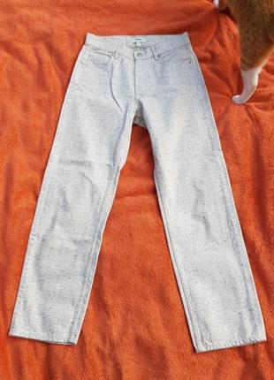 Cos джинсы прямого кроя