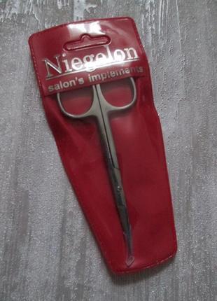 Ножницы маникюрные niegelon для кутикулы