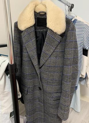 Levi's пальто м размер