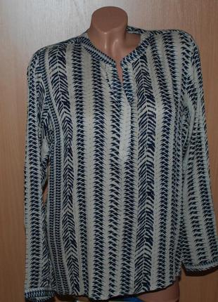 Блуза принтованая бренда ally bell( китай)