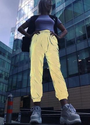 Светоотражающие штаны