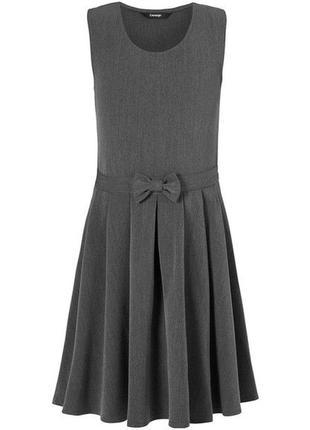 Школьное платье сарафан george, 140-146 см