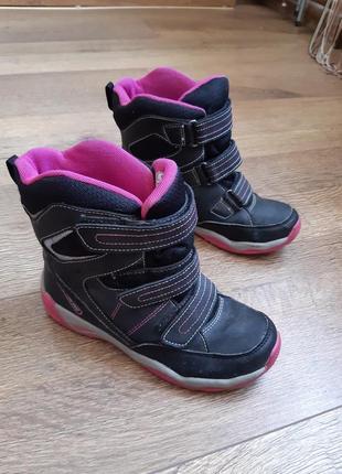 Термосапожки фирменные ботинки
