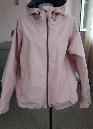 Легкая осенняя куртка плащевка50-52