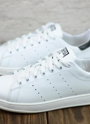 Мужские кожаные кеды/кроссовки adidas stan smith