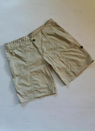 Натуральные шорты