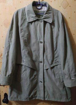 Мягкая куртка жакет пиджак ветровка