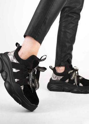 Крутые кросовки на высокой подошве