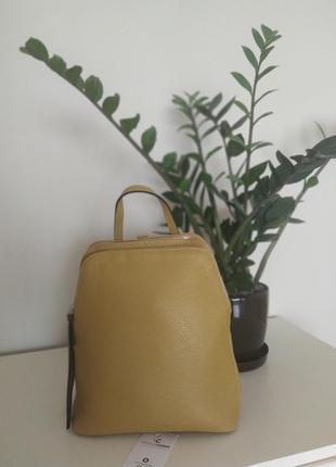 Кожаный рюкзак италия!рюкзак шкіряний італія! рюкзак vera pelle