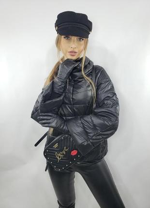 Куртка гламурная , женственная модель 5 цветов