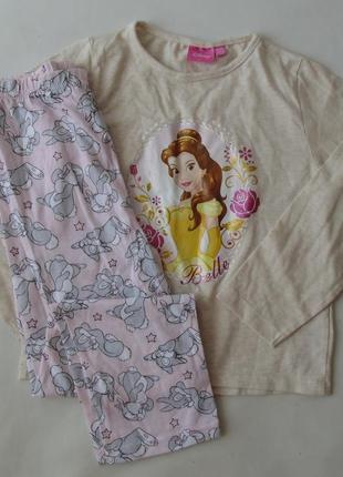 Пижама primark англия 6-7 лет