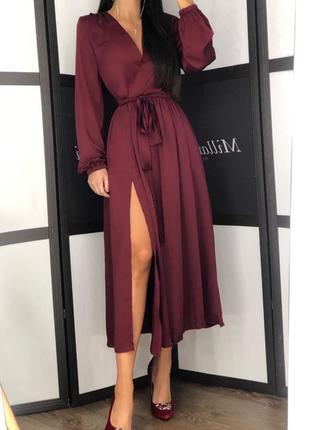 Шикарное женское платье 🌿