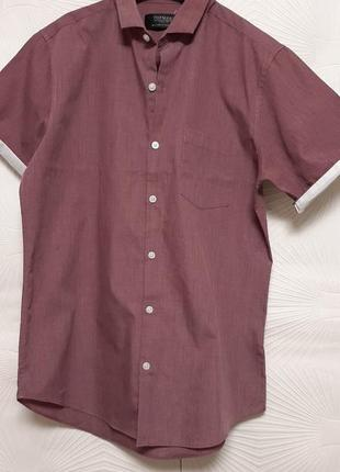 🐬стильная рубашка topman на подростка в состоянии новой
