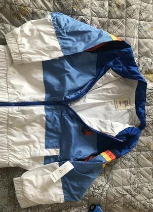 Куртка вітрівка