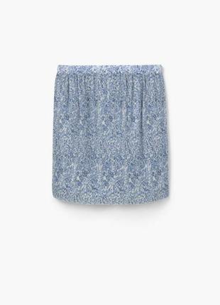 Дуже ніжна спідничка юбка mango
