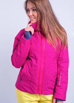 Куртка горнолыжная женская snow 8683