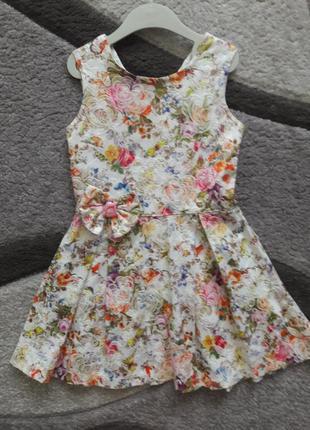Качественное детское платье