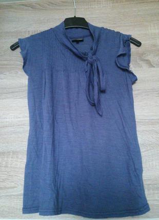 Блузка трикотажная летняя,next 38