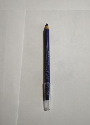 Карандаш для глаз nouba eye pencil kajal & contour matita occhi 26