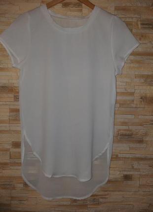 Блузка футболка р xs s