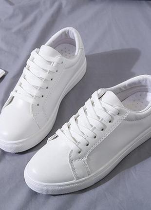 15-12 белые кеды женские білі кеди жіночі