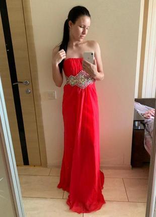 Выпускное платье johani