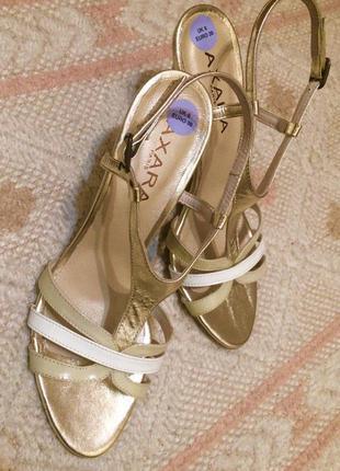Туфельки греческой богини axara (европа) лето