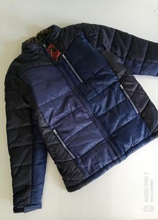 Демисезонная куртка на синтепоне, сток, м р