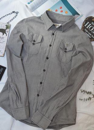 Трендовая базовая рубашка / сорочка diesel (оригинал)