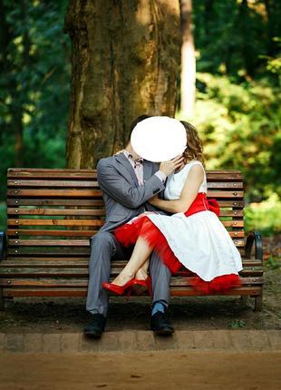 Плаття весільне і на фотосесію