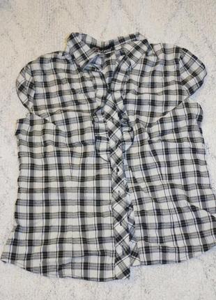 Удобная блузочка в школу офис