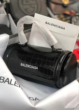 Женская премиум сумка баленсиага тубус