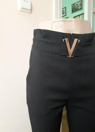 Стильные офисные нарядные школьные брюки штаны
