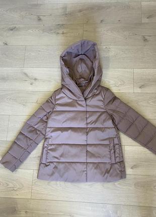 Куртка демисезонная осенняя свободная