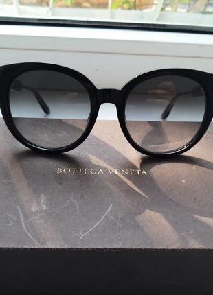 Оригинальные люксовые очки bottega veneta