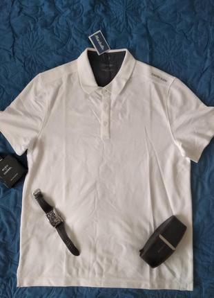Продам футболка-поло calvin klein, оригинал привезена с сша