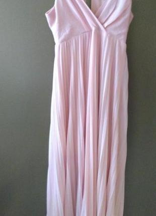 Шикарное вечернее макси платье i saw it first. размер s