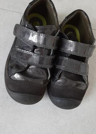 Туфлі-кросівки gorila шкіряні 29 розмір