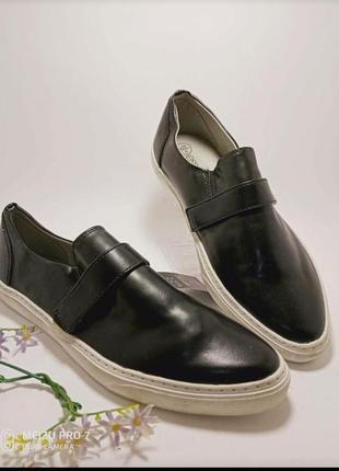 Туфли кеди слипони от немецкого бренда esmara, германия