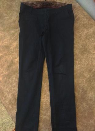 Черные брюки на мальчика