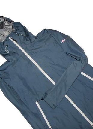 Куртка ветровка berghaus