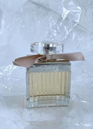 Парфюмированная вода chloe eau de parfum/signature 75 мл