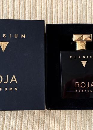 Мужской парфюм roja parfums elysium pour homme