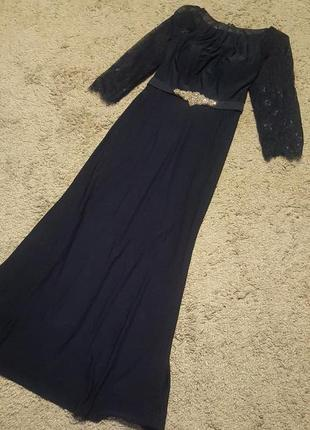 Шикарное,вечернее,нарядное,стильное платье в пол jjshouse