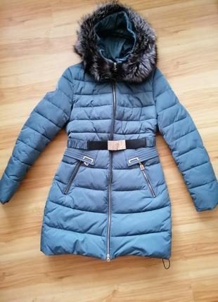 Пуховик зимняя куртка пальто