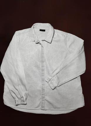 Джинсовая рубашка helene fischer exclusive by tchiboх