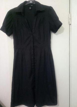 Платье-рубашка от h&m
